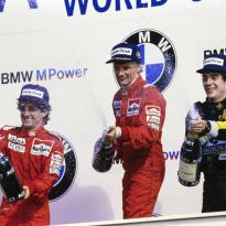 Jan Lammers: 'Volgend jaar op Zandvoort enorm eerbetoon aan Lauda'