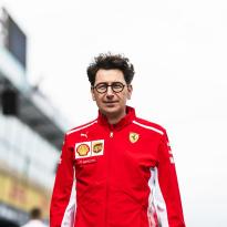 Binotto n'est plus le directeur technique de Ferrari