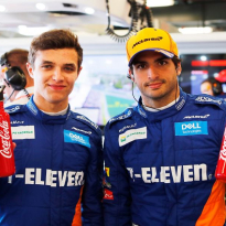 McLaren boss rates Sainz and Norris' seasons so far