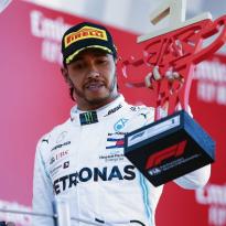 Hamilton dédie sa victoire à un jeune fan malade