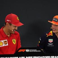 Vettel ligt niet wakker om Verstappen: 'De jongste zijn boeit niet'