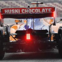 Dit zijn de functies van het achterlicht op een Formule 1-auto