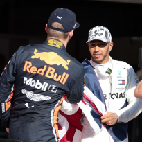 Verstappen: I didn't say Hamilton wasn't special