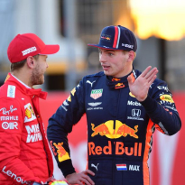 """Eddie Jordan: """"Bij Red Bull wordt Vettel overklast door Verstappen"""""""