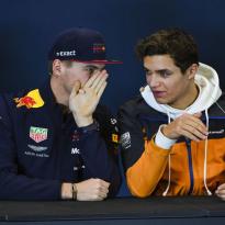 Norris takes Verstappen's advice