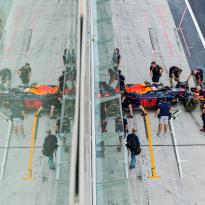 Verstappen experimenteerde bij test Abu Dhabi met nieuwe voorwielophanging