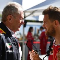 """Marko bevestigt: """"Ja, ik heb met Sebastian Vettel gesproken"""""""