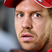 Sick Vettel misses day one of pre-season testing