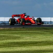 Vettel: Silverstone better for F1 than 'fancy' London race