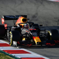 Continued improvement impressing Verstappen at Red Bull