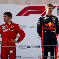 Verstappen names four drivers to rival him in the future