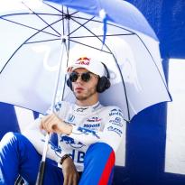 """Gasly tast in het duister: """"Staan nu op gelijke hoogte met Lewis Hamilton"""""""