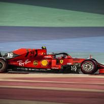 Ferrari a sauvé le moteur de Leclerc