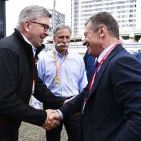 La F1 conservera bien des weekends de trois jours