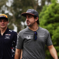 Alonso: ''Verstappen is de beste coureur van dit moment''