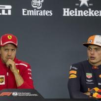 Verstappen hekelt klagende Hamilton: 'Hij wist dat Vettel straf zou krijgen'