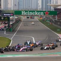 'Verschuiven GP Abu Dhabi optie voor nieuwe datum Grand Prix China'