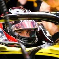 Ocon targets podium finish in Renault debut