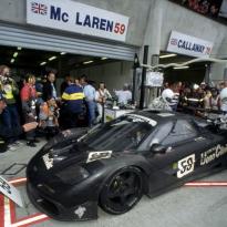 McLaren est tenté par l'endurance