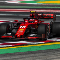 Leclerc laments strange balance of Ferrari in Spanish GP qualifying