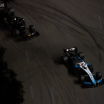 Russell says Grosjean deserved to have race ruined after Singapore collision
