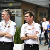 Mercedes over Braziliaanse GP: 'We hebben er een rotzooitje van gemaakt'