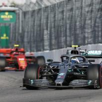Hoe Bottas bepalend was voor de overwinning van Mercedes in Rusland