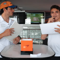 Norris and Sainz excited to see the German Grand Prix on 'Drive to Survive'