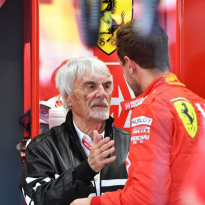 Ecclestone doubts over Vettel's long-term F1 future