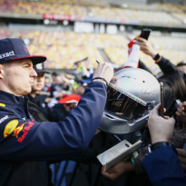 Verstappen over Grand Prix Nederland: