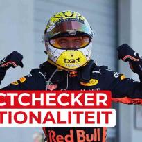Dit is waarom Max Verstappen niet onder de Belgische vlag rijdt