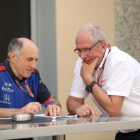 """Marko: """"Zonder arrogant te zijn, jonge coureurs kiezen voor Red Bull"""""""