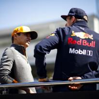 """Norris tevreden met kwalificatie: """"Maar ik had Verstappen ook kunnen hebben"""""""