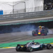 Verstappen: Brazil 2018 Ocon crash was karma for Jos!