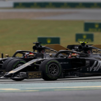 Grosjean reveals 'f*** off' mindset during Magnussen collisions