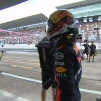 VIDEO: Ricciardo screams with anger after qualifying exit