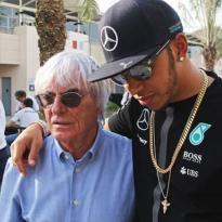 Ecclestone: ''Zou me niet verbazen als Mercedes stopt met Formule 1''