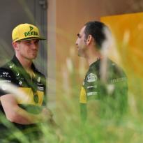 Renault souhaite trouver une solution pour Hülkenberg