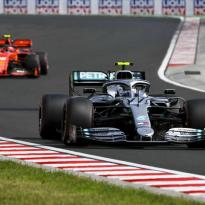 Ferrari en Mercedes over Monza: 'De motor baart ons zorgen'
