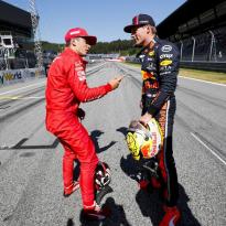 Leclerc blij met rivaliteit met Verstappen: 'Mooi dat het hier doorgaat'