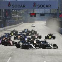 Zo wordt de lengte van een Grand Prix bepaald