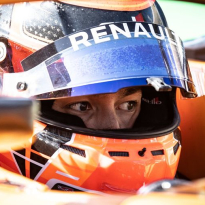 F2 driver Jack Aitken and Renault part ways
