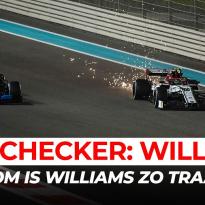 Waarom heeft Williams het zo zwaar? | FactChecker #52