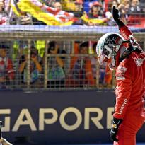 Binotto geeft toe: 'Vettel laten winnen in Singapore was juiste keuze'