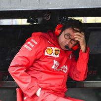 Binotto: Vettel and Leclerc have damaged Ferrari
