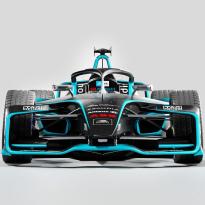 Formule E lanceert hypermoderne bolide voor komend seizoen