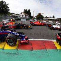 Dit is het tijdschema voor de Grand Prix van België