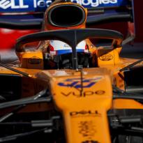 Sainz weer 'best of the rest': 'Gevecht met Mercedes was het doel'