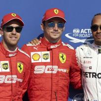 Leclerc: 'Eerste overwinning haalt een behoorlijke last van mijn schouders'