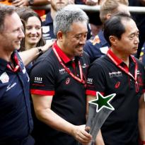 """Red Bull: """"Geweldig dat iedere motor van Honda weer stap vooruit is"""""""